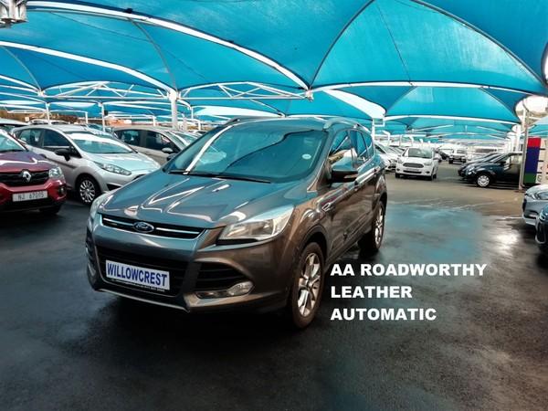 2014 Ford Kuga 1.6 Ecoboost Trend Gauteng Randburg_0