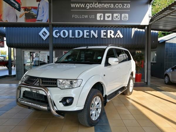 2013 Mitsubishi Pajero Sport 2.5D Auto Gauteng Pretoria_0