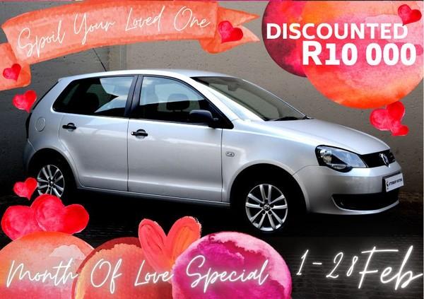 2012 Volkswagen Polo Vivo 1.4 Trendline Tip 5DR Gauteng Pretoria_0