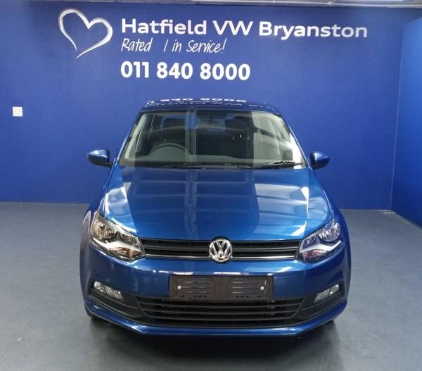 2020 Volkswagen Polo Vivo 1.6 Comfortline TIP 5-Door Gauteng Bryanston_0
