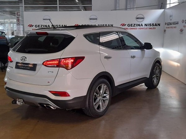 2016 Hyundai Santa Fe R2.2 Elite Auto Gauteng Pretoria_0