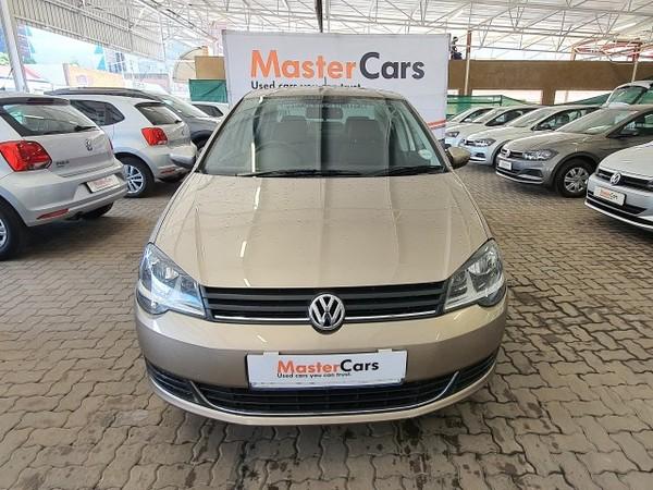 2016 Volkswagen Polo Vivo GP 1.4 Trendline TIP Gauteng Pretoria_0