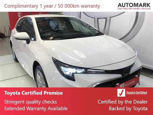 2020 Toyota Corolla 1.2T XR CVT 5-Door Gauteng Johannesburg_0