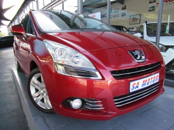 2011 Peugeot 5008 1.6 Thp Active  Gauteng Randburg_0