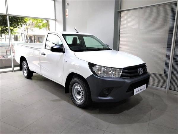 2020 Toyota Hilux 2.4 GD AC Single Cab Bakkie Kwazulu Natal Umhlanga Rocks_0