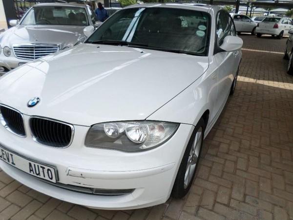 2010 BMW 1 Series 118i 3dr e81  Gauteng Pretoria_0