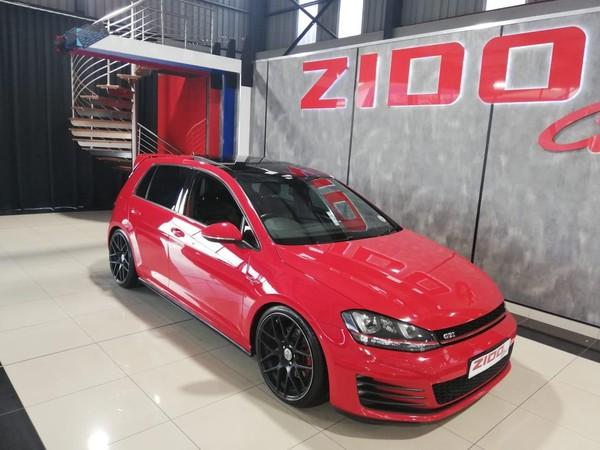 2014 Volkswagen Golf VII GTi 2.0 TSI DSG Gauteng Kempton Park_0