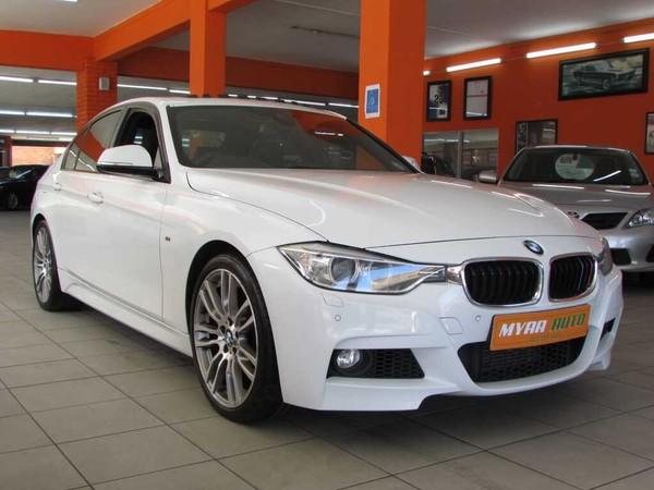 2015 BMW 3 Series 335i M Sport Line At f30  Western Cape Cape Town_0