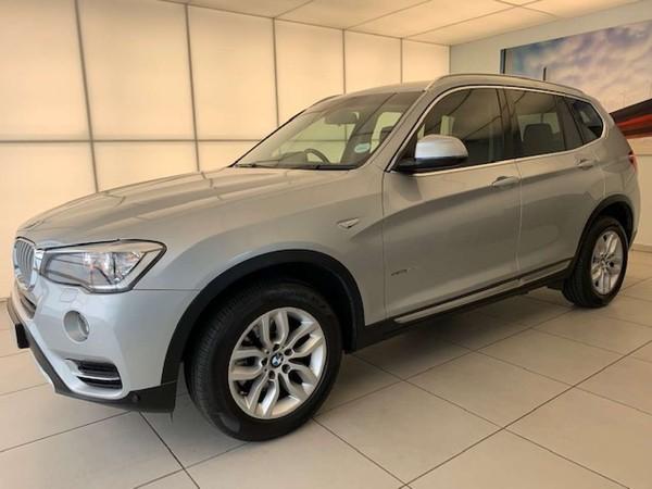 2016 BMW X3 xDRIVE20d xLINE Auto Western Cape Somerset West_0