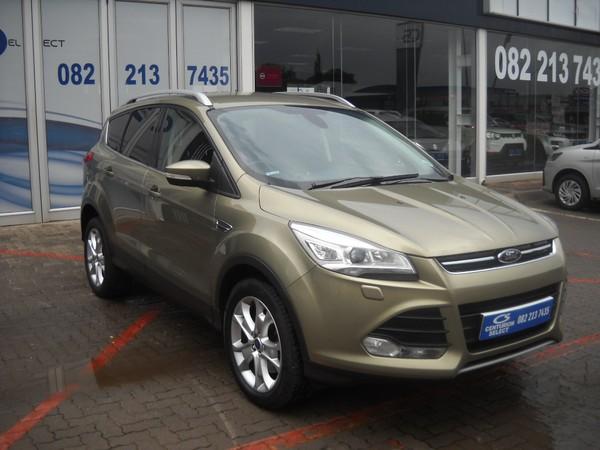2014 Ford Kuga 1.6 Ecoboost Titanium AWD Auto Gauteng Centurion_0