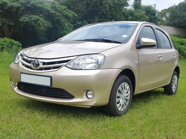 2014 Toyota Etios 1.5 Xs  Kwazulu Natal Durban North_0