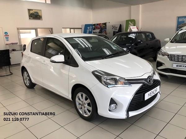 2016 Toyota Yaris 1.0 5-Door Western Cape Cape Town_0