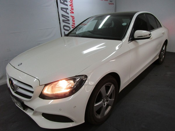 2017 Mercedes-Benz C-Class C180 Auto Kwazulu Natal Richards Bay_0