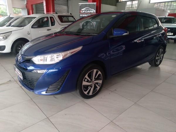 2018 Toyota Yaris 1.5 Xs CVT 5-Door Kwazulu Natal Durban_0