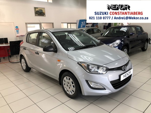 2013 Hyundai i20 1.2 Motion  Western Cape Cape Town_0