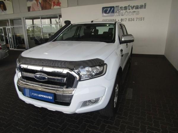 2017 Ford Ranger 3.2TDCi XLT 4X4 Double Cab Bakkie Mpumalanga Secunda_0