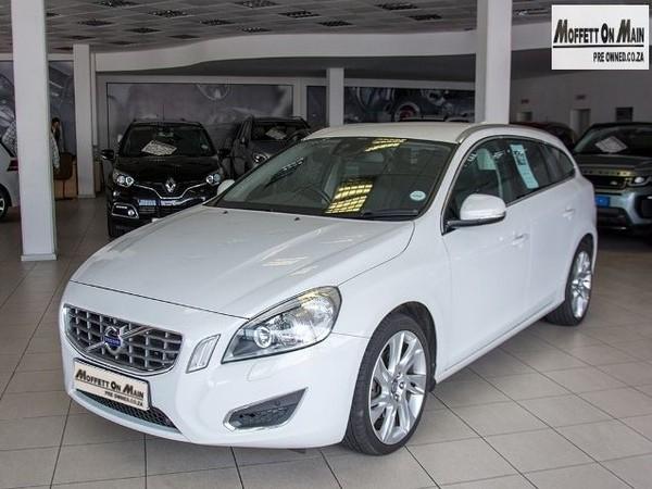 2014 Volvo V60 D3 Excel Geartronic  Eastern Cape Port Elizabeth_0