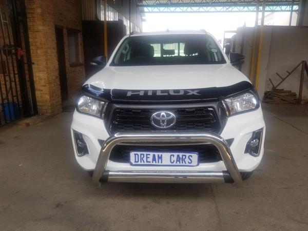 2017 Toyota Hilux 2.4 GD-6 RB SRX Double Cab Bakkie Gauteng Johannesburg_0