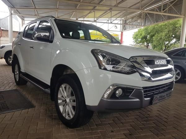 2018 Isuzu MU-X 3.0D Auto North West Province Klerksdorp_0