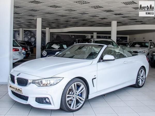 2014 BMW 4 Series 435i Convertible Auto Eastern Cape Port Elizabeth_0