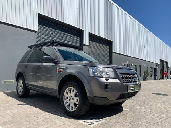 2008 Land Rover Freelander Ii 2.2 Td4 Se  Western Cape Table View_0