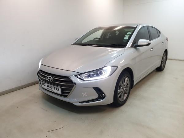 2018 Hyundai Elantra 1.6 Executive Gauteng Roodepoort_0