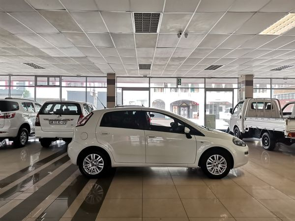 2013 Fiat Punto 1.4 Easy 5dr  Kwazulu Natal Durban_0