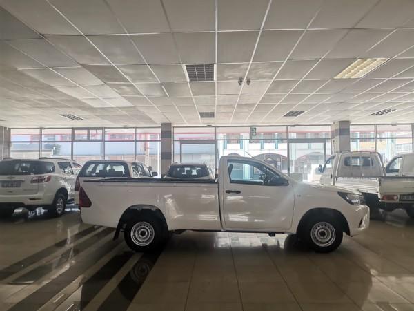 2018 Toyota Hilux 2.4 GD AC Single Cab Bakkie Kwazulu Natal Durban_0