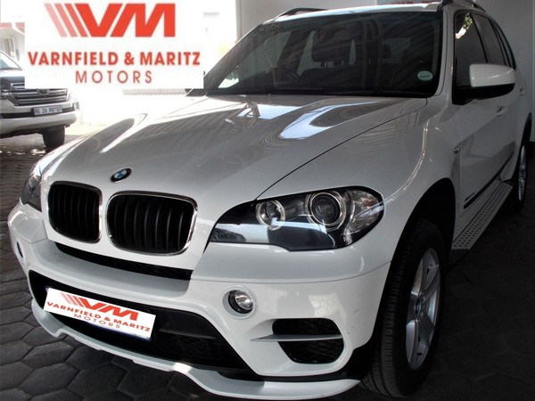 2012 BMW X5 Xdrive30d At  Gauteng Pretoria North_0