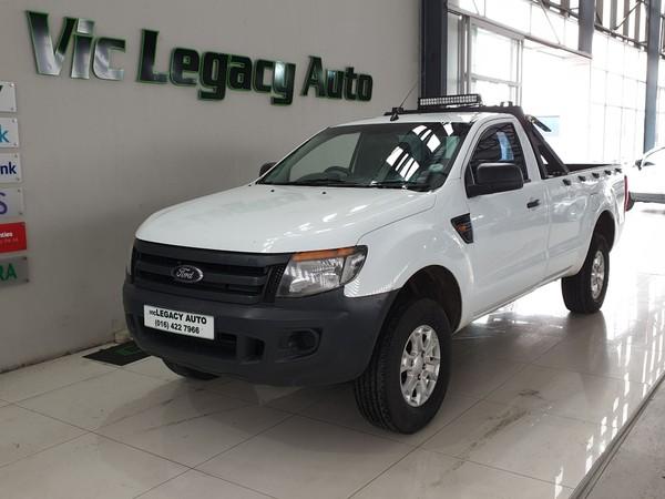 2014 Ford Ranger 2.2tdci Xl Lr Pu Sc  Gauteng Vereeniging_0