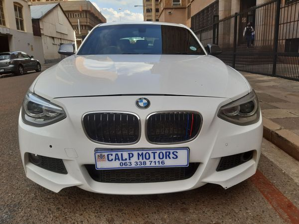 2015 BMW 1 Series 135i Convert Exclusive  Gauteng Marshalltown_0