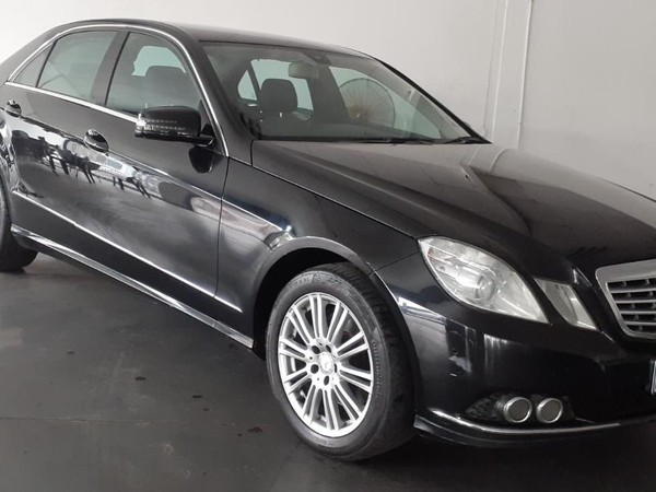 2011 Mercedes-Benz E-Class E 350  North West Province Brits_0