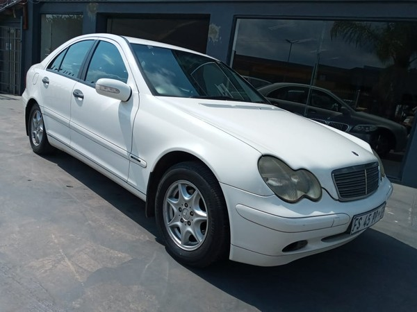 2002 Mercedes-Benz C-Class C 180 Classic At  North West Province Brits_0