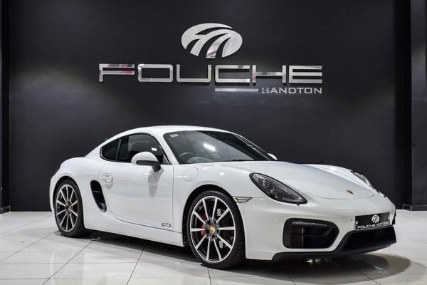 2015 Porsche Cayman GTS PDK 981 Gauteng Sandton_0