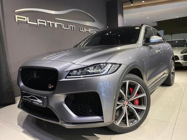 2020 Jaguar F-Pace 5.0 V8 SVR Gauteng Four Ways_0