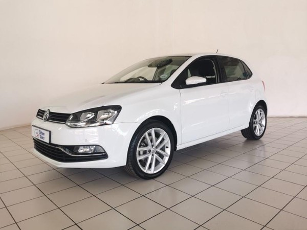2017 Volkswagen Polo GP 1.4 TDI Highline Gauteng Pretoria_0