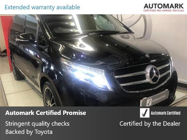 2016 Mercedes-Benz V-Class V250 Bluetech Avantgarde Auto Gauteng Johannesburg_0