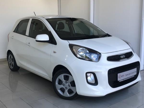 2016 Kia Picanto 1.0 Lx  Western Cape Cape Town_0