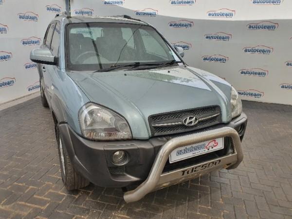 2005 Hyundai Tucson 2.0 Gls  Gauteng Boksburg_0