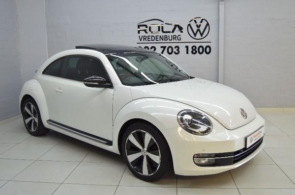 2013 Volkswagen Beetle 1.4 Tsi Sport Dsg  Western Cape Vredenburg_0
