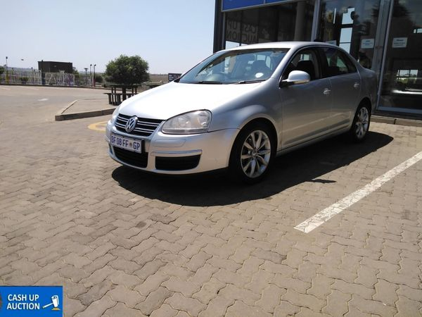 2011 Volkswagen Jetta 1.4 Tsi Comfortline  Gauteng Midrand_0