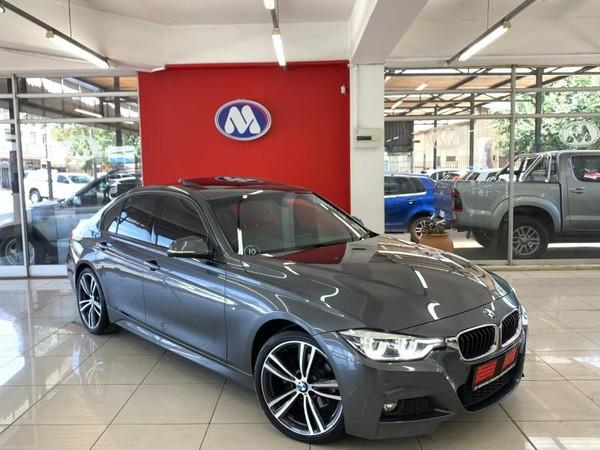 2017 BMW 3 Series 320D Auto Gauteng Vereeniging_0