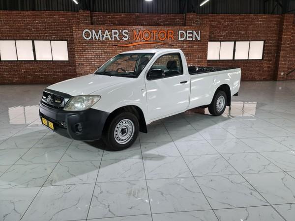 2009 Toyota Hilux 2.0 Vvt-i Pu Sc  Mpumalanga Witbank_0