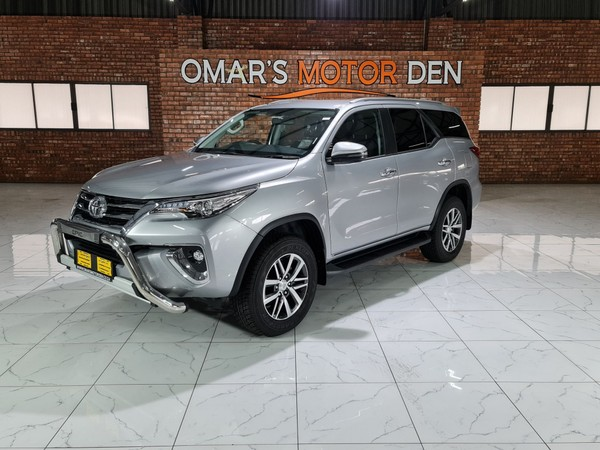 2020 Toyota Fortuner 2.8GD-6 4X4 Epic Auto Mpumalanga Witbank_0