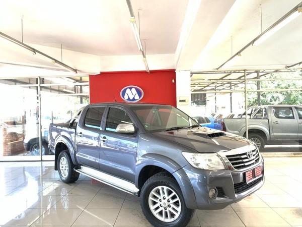 2013 Toyota Hilux 3.0 D-4d Raider Rb Pu Dc  Gauteng Vereeniging_0
