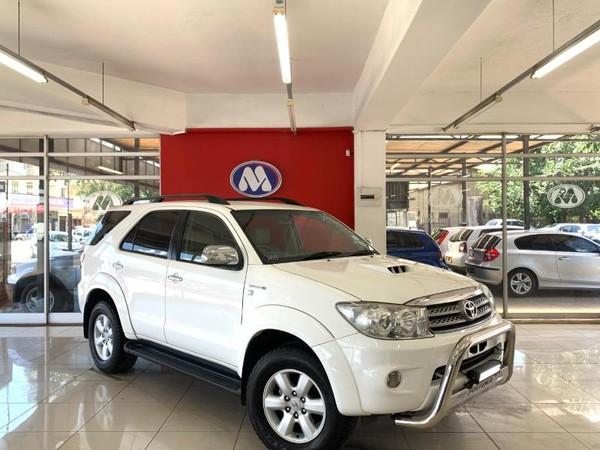 2011 Toyota Fortuner 3.0d-4d Rb At  Gauteng Vereeniging_0