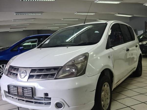 2009 Nissan Livina 1.6 Acenta  Gauteng Springs_0