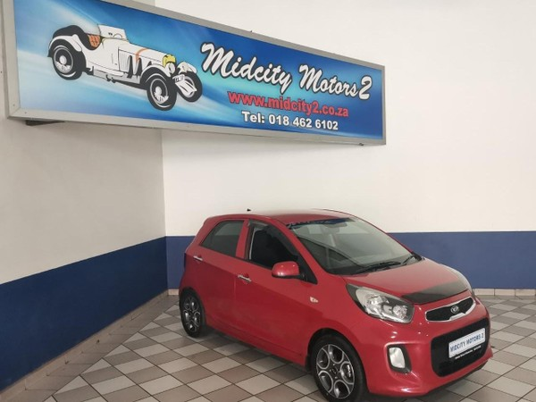 2016 Kia Picanto 1.2 Ex  North West Province Klerksdorp_0