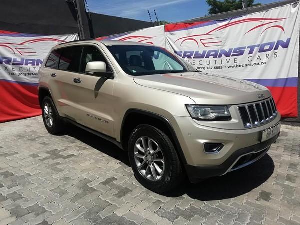 2013 Jeep Grand Cherokee 3.6 Limited  Gauteng Randburg_0