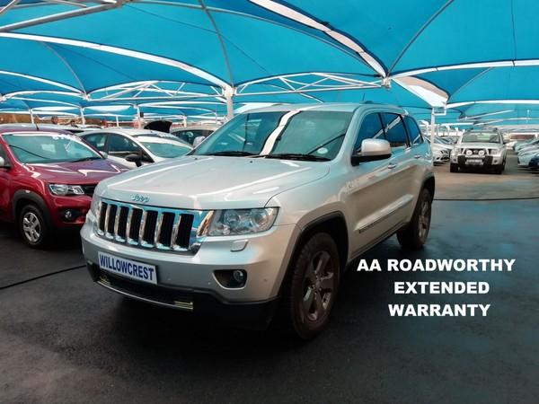 2012 Jeep Grand Cherokee 3.6 Limited  Gauteng Randburg_0